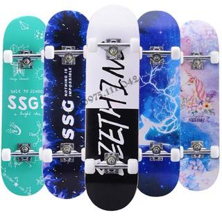 Skateboard Sport, Ván Trượt Gỗ Phong 7 Lớp, Mặt Nhám Cao Cấp