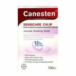 Nước rửa phụ khoa dịu nhẹ Canesten sản xuất tại Pháp thumbnail