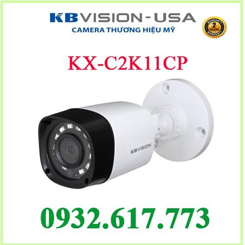 camera HDCVI 2K KBVISION KX-C2K11CP