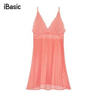 Đầm ngủ ren lưới iBasic SW052 thumbnail