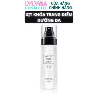 Xịt khóa giữ lớp trang điểm Makeup Fixer Spray 100ml - Khóa nền giữ trang điểm lâu trôi, dưỡng da XK01 thumbnail