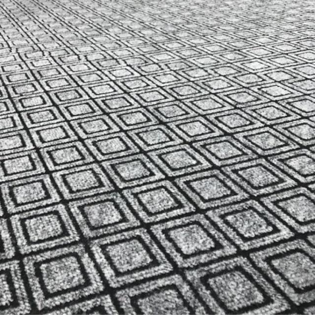 Thảm len caro khổ 2m