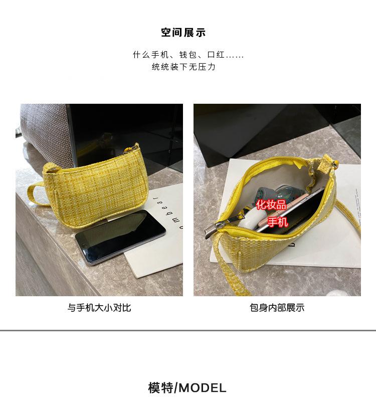 Túi đeo vai thiết kế xinh xắn thời trang  cho nữ JASMIN NOIR