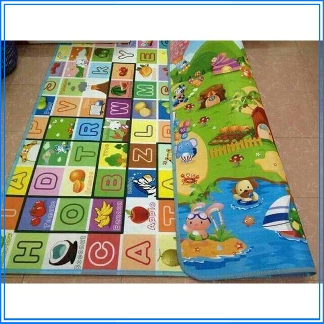 (KM Sốc) sản phẩm thảm xốp chơi 2 mặt cho bé m8- 2m - 15048610 , 2324499162 , 322_2324499162 , 155018 , KM-Soc-san-pham-tham-xop-choi-2-mat-cho-be-m8-2m-322_2324499162 , shopee.vn , (KM Sốc) sản phẩm thảm xốp chơi 2 mặt cho bé m8- 2m