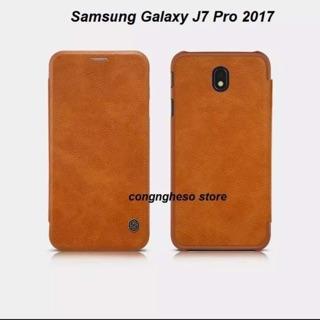 Bao da samsung J7 Pro / J7 2017 chính hãng nillkin
