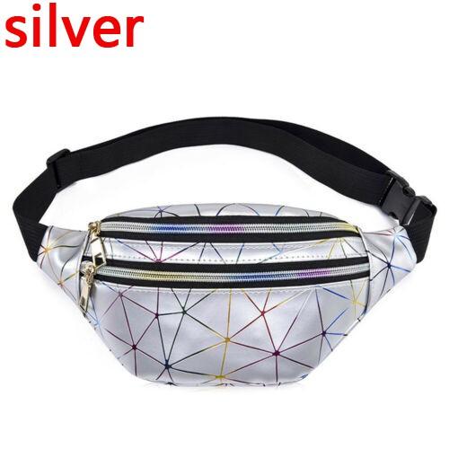 Túi đeo hông thiết kế đơn giản phong cách Hàn Quốc cho