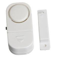 Thiết bị chống trộm còi hú tại cửa vào MR001