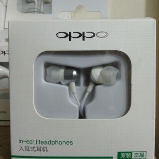[Mã ELFLASH5 giảm 20K đơn 50K] Tai nghe nhét tai chính hãng Oppo