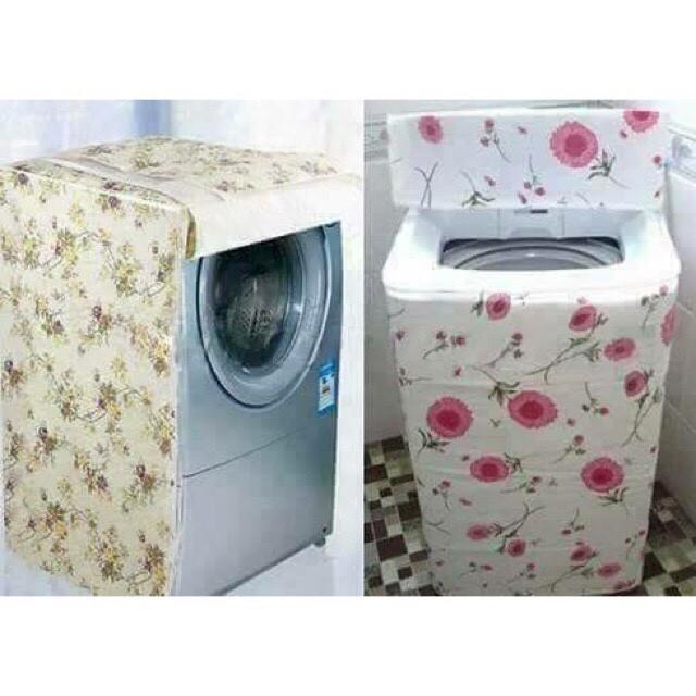 Bọc may giặt bảo vệ máy giặt cửa đứng và ngang