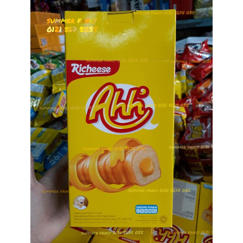 160g Bánh Ahh phô mai Richeese Roll