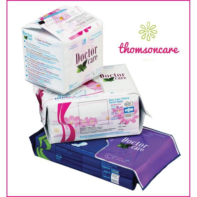 Băng vệ sinh Doctor care Hàng ngày và đêm