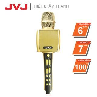 Micro karaoke YS92 JVJ bluetooth Không dây kèm loa 3 in 1-Kết nối với các thiết bị có kết nối bluetooth, Nâng giọng tốt