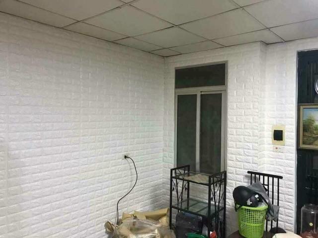 combo 50 xốp dán tường 3D - Giấy Dán Tường chống ẩm mốc cách âm cách nhiệt