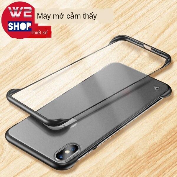 [W2]Áp Dụng Cho SamsungJ2/J7 MAXKhông Có Viền Vỏ Điện Thoại Di Động  A6/A8/A750/A20E/G350Mờ Bảo Vệ