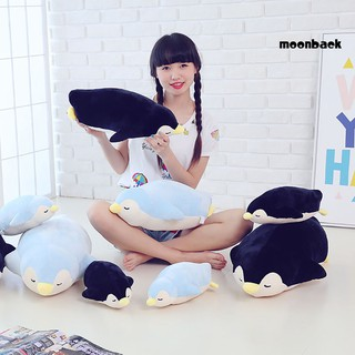 Mback_Lovely Cartoon Penguins Dolls Toy Stuffed Plush Home Sofa Couch Decor Gift