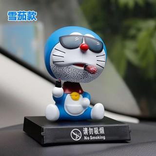 Mô Hình Doraemon Lắc Đầu Ngộ Nghĩnh Trang Trí Xe Hơi