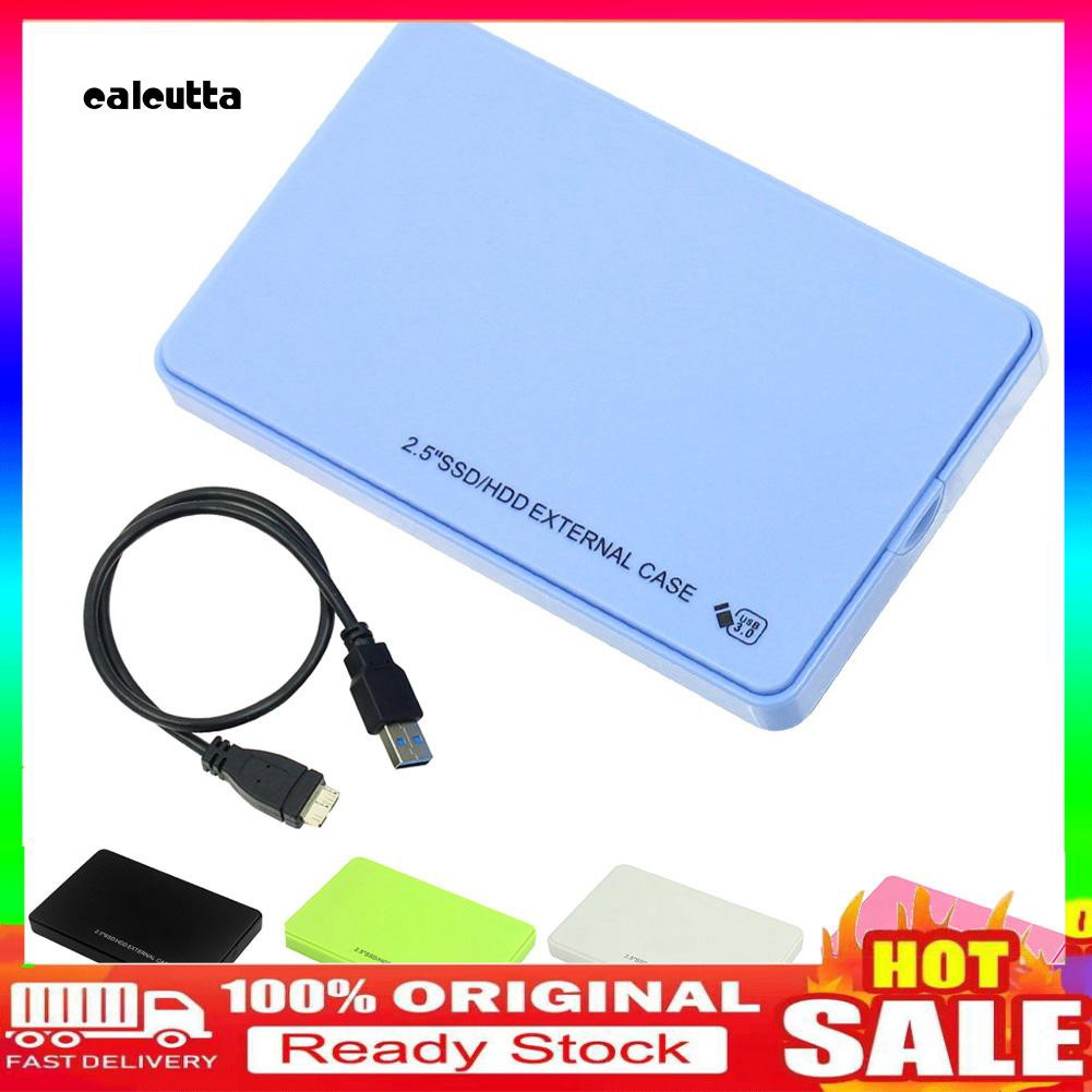 Vỏ Ổ Cứng Ngoài Yys 2.5inch Ssd Hdd Usb 3.0 5gbps Cho Laptop