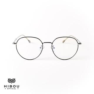 Gọng Kính cận Hibou Optical GT2998 Lắp mắt cận viễn loạn phụ kiện thời trang nam nữ [tặng khăn + Hộp]