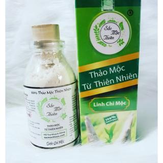 Bột rửa mặt chính hãng Sắt Mộc Thiên giúp da đẩy mụn và đào thải độc tố