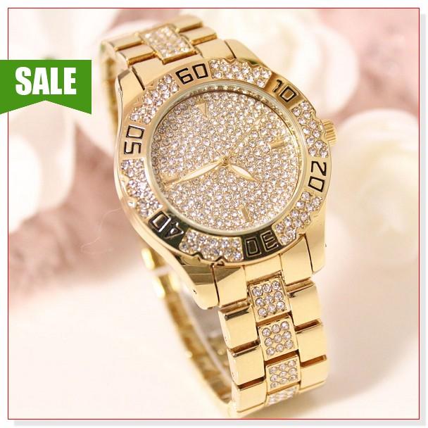 Đồng hồ nữ BS 1368 chính hãng, dây kim loại không gỉ, chống nước 30M - 3281990 , 440143888 , 322_440143888 , 567000 , Dong-ho-nu-BS-1368-chinh-hang-day-kim-loai-khong-gi-chong-nuoc-30M-322_440143888 , shopee.vn , Đồng hồ nữ BS 1368 chính hãng, dây kim loại không gỉ, chống nước 30M