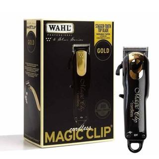 Tông đơ cắt tóc dòng cao cấp WAHL Magic Clip 8 cữ gá thép