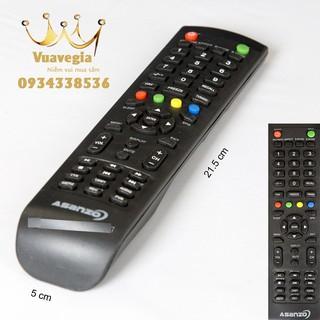 CHÍNH HÃNG Remote điều khiển Tivi ASANZO Loại 14