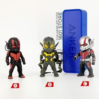 Đồ chơi mô hình chibi Antman phát sáng – 3 mẫu
