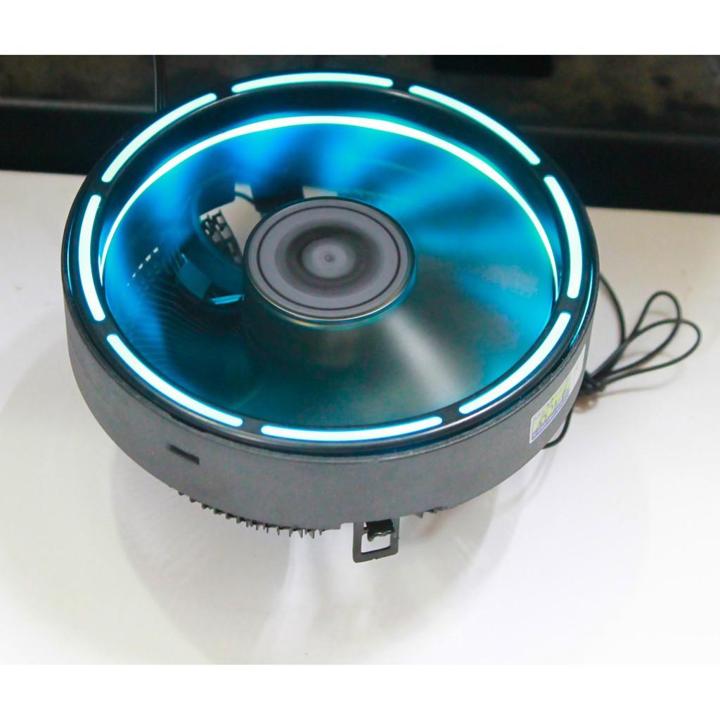 [Xả kho] Fan Tản Nhiệt CPU Leto II, Led RGB 16 Triệu Màu, 366 Hiệu Ứng-Tự Động Đổi Màu