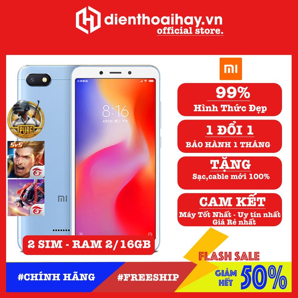 ⚡Xả kho bán lỗ⚡ Điện thoại Xiaomi Cũ 2 sim - màn hình to - cấu hình cao