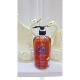 combo 5 chai sữa tắm kháng khuẩn Angel Care 1000ml