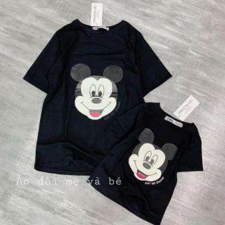 Set áo cặp cho mẹ và bé