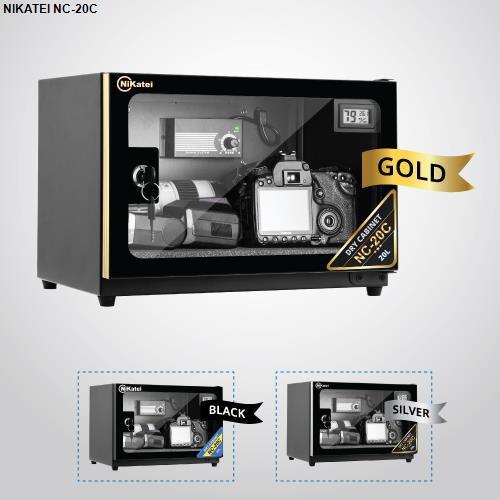 Tủ Chống Ẩm Nikatei NC-20C (20 lít)