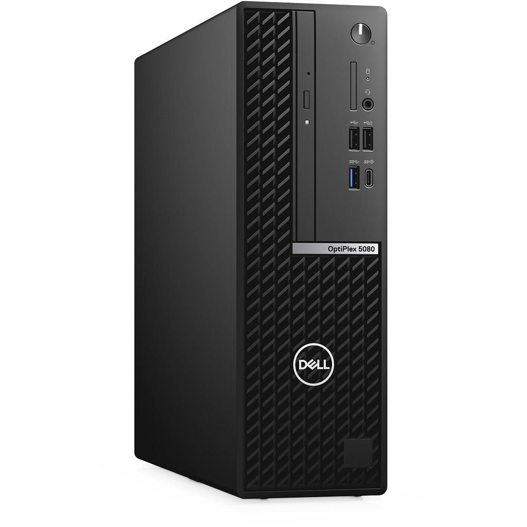 Máy tính để bàn Dell OptiPlex 5080 SFF intel core i5 10500 8GB Ram,1TB HDD,DVDRW FPT Phân Phối