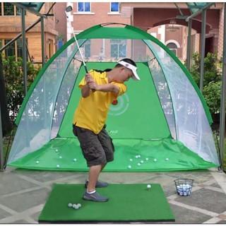 Lồng Tập golf tại nhà di động thumbnail
