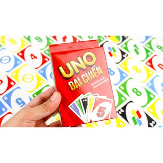 Thẻ bài UNO BoardgameVN Cơ Bản