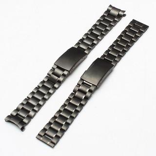Dây đồng hồ inox đúc cao cấp 20mm 22mm - Mã số: D1607