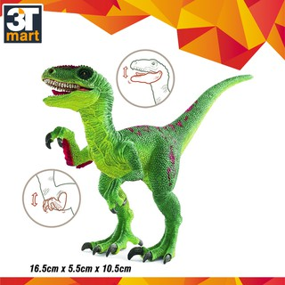 Khủng long ăn thịt Velociraptor C MON TOYS 1106 thumbnail