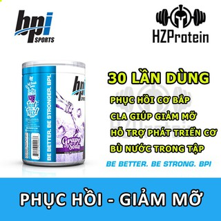 BPI BEST BCAA Soft Drink – 30 LẦN DÙNG – Phục hồi cơ, hỗ trợ giảm mỡ, vị cực ngon