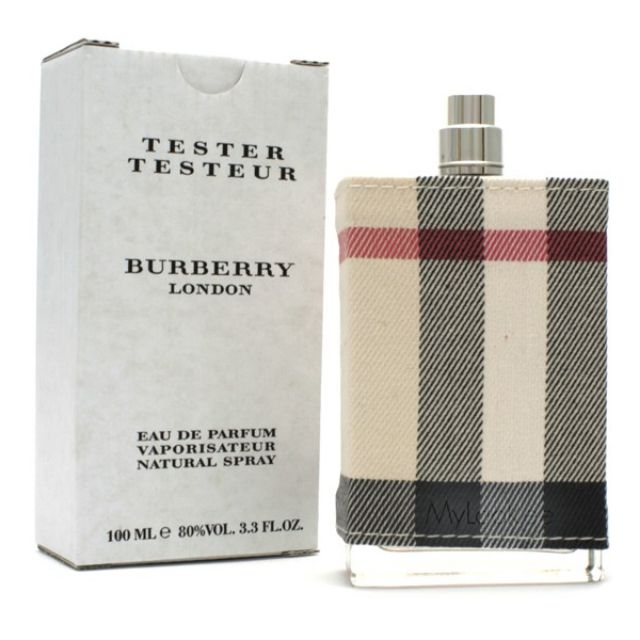 Burberry London For Women EDP 100 ml. กล่องเทสเตอร์