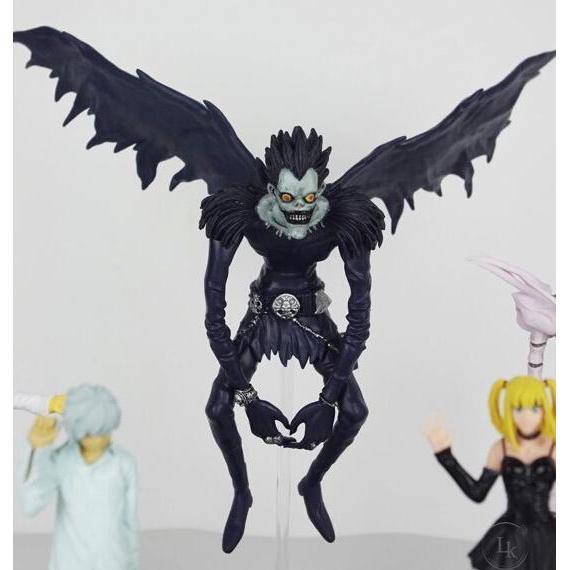 "EKI-Death Note Ryuk Mới Nendoroid PVC Hình Loose 6 ""Anime Manga Sưu"