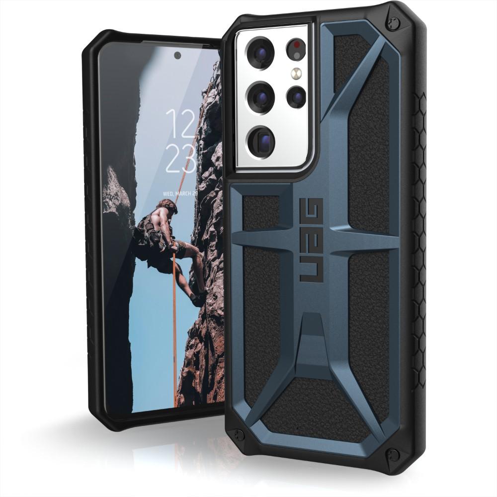 2. Ốp điện thoại UAG bằng sợi carbon cho Samsung Galaxy S21 / S21 Plus /S21 Ultra