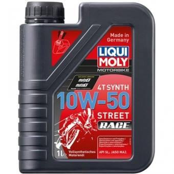 Nhớt Liqui Moly Street 4T 10W50