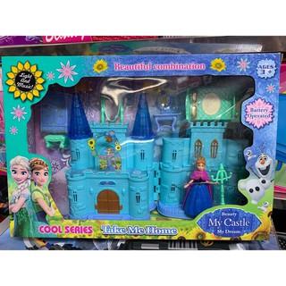 Lâu đài công chúa Elsa SG-2993 Take me home