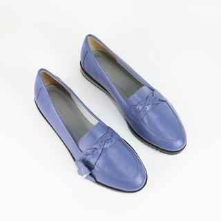 Giày mọi nữ loafer mũi nhọn Cillie 1085