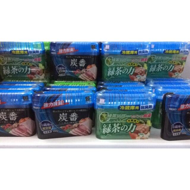 Hộp khử mùi tủ lạnh Nhật Bản
