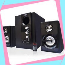 [Cực Phẩm] Loa Vi Tính SoundMax Model A-2117/2.1 Giá chỉ 1.313.000₫