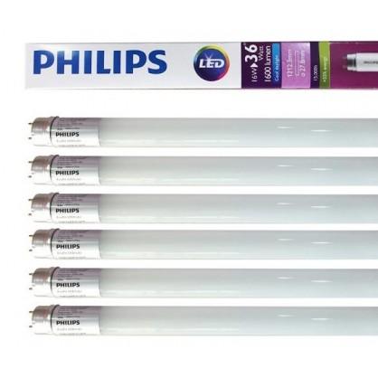 Bộ 6 Bóng Đèn Led Tube 16W 1m2 T8 Ecofit Philips