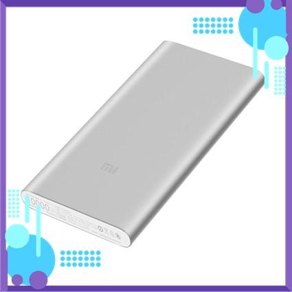 [XẢ HÀNG] Pin Sạc dự phòng Xiaomi Gen 2 10000 Mah 2 cổng sạc (BẢO HÀNH 1 NĂM) !!