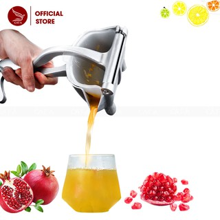 [HÀNG LOẠI 1] Máy ép hoa quả trái cây cầm tay bằng GANG cao cấp - Tiện lợi, dễ sử dụng, chống han gỉ !