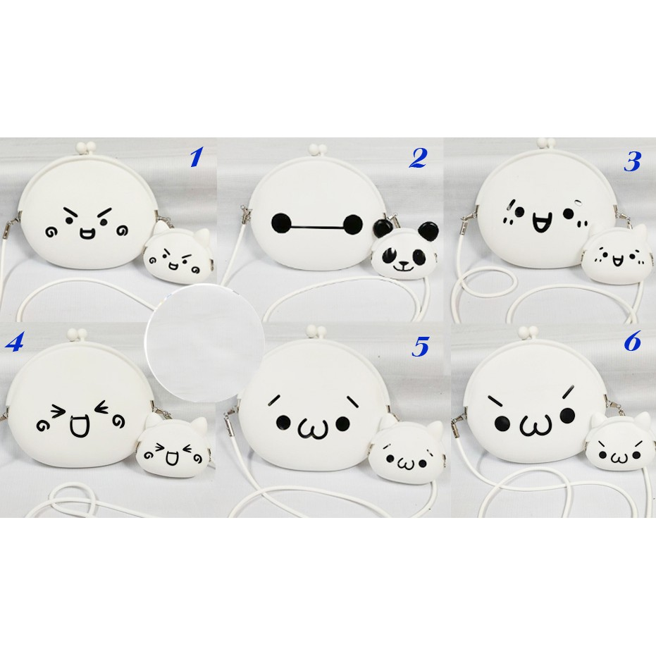 Set túi ví silicon biểu cảm cute (gồm: 1 to và 1 nhỏ) - 3196248 , 811452292 , 322_811452292 , 250000 , Set-tui-vi-silicon-bieu-cam-cute-gom-1-to-va-1-nho-322_811452292 , shopee.vn , Set túi ví silicon biểu cảm cute (gồm: 1 to và 1 nhỏ)